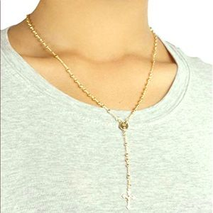 Jewelry - Gold overlay rosary